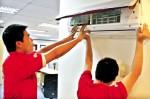 Cách lắp đặt điều hòa không khí