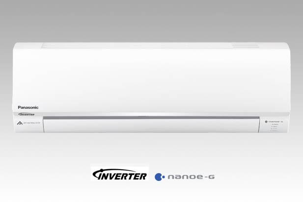 Điêu hòa  Panasonic 12.000  BTU 2 chiều Inverter model  CU/CS-YZ12SKH-8