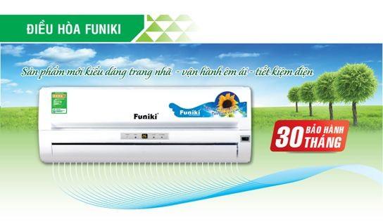 Điều hòa Funiki 12.000 BTU 2 chiều model SBH12