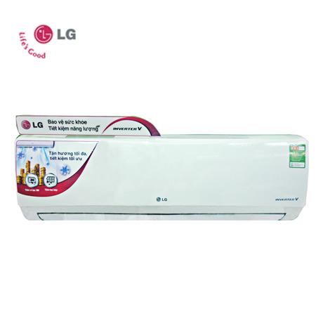 Điều Hòa LG 10.000BTU 1 chiều  Inverter  Model  V10APB