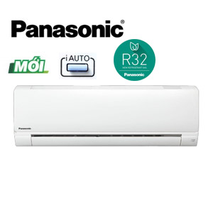 Điêu hòa  Panasonic 12.000  BTU 1chiều ga R32 model N12SKH-8 2017
